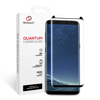 Samsung Galaxy S8 Quantum Curved Glass