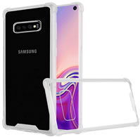 Samsung Galaxy S10 Shockproof Clear Case
