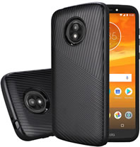 Motorola E5 Play,Cruise Textured Case